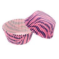 50 Stück / Set Geschenke Halter-Kreativ Perlenpapier Kuchenverpackung und Boxen Nicht personalisiert