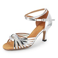 sandálias femininas customizadas latino calcanhar personalizado com sapatos de dança buckie (mais cores)