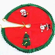 juletre skjørt dekorasjon Julenissen diameter 90cm