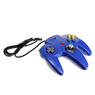 USB N64 Design PC Controller Blue
