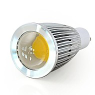 GU10 LED Spotlight A60(A19) COB 600LM lm Warm White / Cool White Dimmable / Decorative AC 220-240 / AC 110-130 V