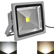 30W 1 Integrate LED 3000 LM Warm White / Cool White LED Flood Lights AC 85-265 V