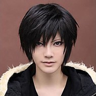 Anime Handsome Boys Short Wig New Vogue Men's Hair Cosplay Wigs