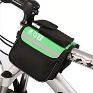 Cykeltaske 8LTaske til stangen på cyklen Vandtæt / Reflekterende Stribe Cykeltaske Polyester Cykeltaske Cykling 15*11.5*12