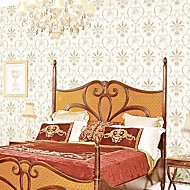 Wall Paper Wallcovering,  European Style High Foaming Classic 在Design Non-woven Wall Paper