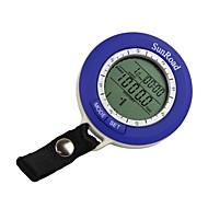 sunroad 디지털 낚시 기압계 가스 압력 측정기 LED 백라이트 IPX4의 SR204