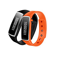 Wearable Smart Wristband-Armband, bluetooth4.0 / Sleep Tracker / Schrittzähler für Android / iOS