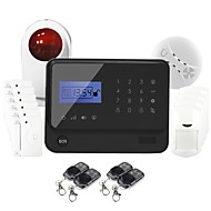 GS-g90e hjem sikringssystem for home automation alarmsystem