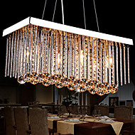 40w Island Light ,  Modern/Contemporary / Traditional/Classic Chrome Feature for Crystal MetalLiving Room / Bedroom / Dining Room / Study