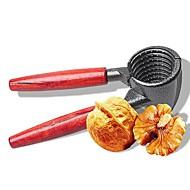 Quick Walnut Cracker Nutcracker Sheller Nut Opener Kitchen Tool Plier 16x6x6cm