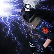 Naruto Hatake kakashi vit cosplay wig (withou mask och pannband)