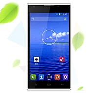 "VK 510 5.0 "" Android 4.4 3G Smartphone (Dual SIM Quad Core 8 MP 512MB + 4 GB Black / White)"