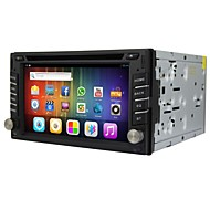 android 4.2 6.2 inch in-dash auto dvd-speler multi-touch capacitieve met wifi, gps, rds, ipod, bt, touch screen, dvb-t