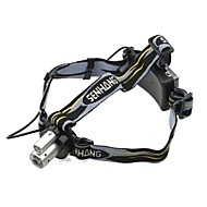 LED Lamps Headlamp Glare Stretch Headband for Mountaineer Fishing Camping