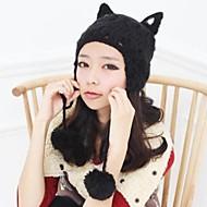 Women Knitwear Beanie/Slouchy , Cute/Casual Winter