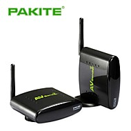 PAKITE 2.4GHz 250m Wireless AV Audio Video Sender TV Transmitter Receiver Model : PAT-350