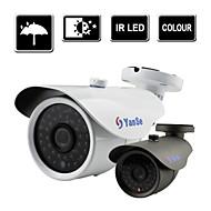 yanse® 1000tvl 36 levou ao ar livre / CCTV Segurança interior ir à prova d'água câmera f278cf6mm
