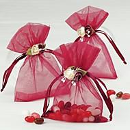 Lavendel/Schokolade/Gelb/Rot/Weiß , Seiden ) - Nicht personalisiert