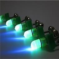 5Pcs Fishing Bell Lights Flashlight Set