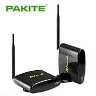 PAKITE 2.4G Wireless Audio Video Transmitter and Receiver System Model:PAT-360