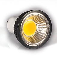 Spot/Projecteurs PAR Gradable Blanc Chaud MORSEN MR16/PAR GU10 5 W 1 COB 350-400 LM 3000-3500 K AC 100-240 V
