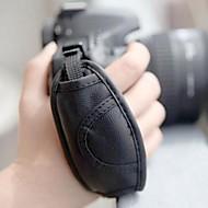 cinturino in vera pelle universale per Canon Nikon / Pentax / Sony / Panasonic / Fuji telecamere