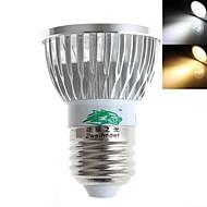 Zweihnder Lâmpada de Foco Decorativa E26/E27 3 W 280 LM 3000-3500K / 6000-6500K K Branco Quente/Branco Frio 3 LED de Alta PotênciaAC