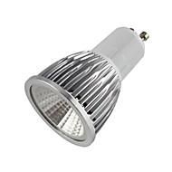 GU10 7W 500-550lm fraîche couleur blanche / chaude conduit ampoule spot de torchis (85-265V)