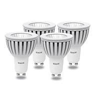 Spot Lights , GU10 5 W COB 400-450 LM Warm White MR16 AC 100-240 V