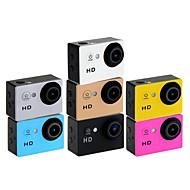 """HD720p eoscn a8 sj4000 stil hd vandtæt 2/3 """"CMOS 5.0MP sport kamera med 1,5 LTPS LCD / 900mAh batteri"""
