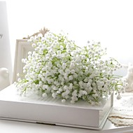Plastic / PU Baby Breath Artificial Flowers