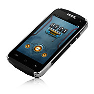 "DOOGEE TITANS2 DG700 4.5 "" Android 5.0 Smartphone 3G (Due SIM Quad Core 8 MP 1GB + 8 GB Nero)"