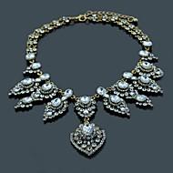 Ladies'/Women's Quartz/Acrylic Necklace Wedding/Birthday/Party/Daily/Office & Career/Outdoor Rhinestone