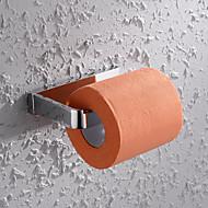 HPB ™ moderne kromfinish messing vægmonteret toiletpapir indehaveren