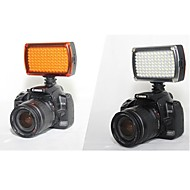 HY96 LED Video Light 9W 850LM 5600K/3200K Dimmable for DSLR Camera Video Light(Batteries not Included)