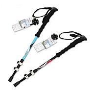 gianda ® 전문 초경량 쉽게 잠금 장치 탄소 하이킹 극 텔러 61 ~ 140cm NV-04