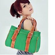 Xiuyi Frauen Kontrastfarbe Kupplung