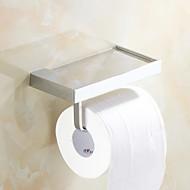 Držák na toaletní papír Chrom Na ze´d 170*90mm(6.69*3.54inch) Mosaz Moderní