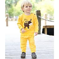 子供のセット春と秋服のセット長袖Tシャツとパンツベビーセットベビー服twinset赤ちゃんセット