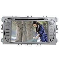 Rungrace 7-inch 2 Din TFT Screen In-Dash Car DVD Player For Ford Focus With Bluetooth,Navigation GPS,RDS,ATV,RL-761WGAR