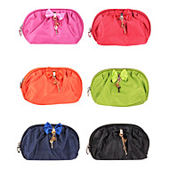 Lovely Bowknot Makeup Bags-Set of 6(Random Color)