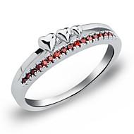 Ladies'/Kid's/Women's Cubic Zirconia Ring Cubic Zirconia Cubic Zirconia
