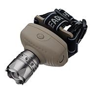 Headlamps LED 300 Lumens Mode Cree AAA Camping/Hiking/Caving Cycling/Bike Multifunction Outdoor