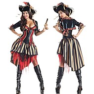 Extravagant Pirate Adult Women's Carnival Costume
