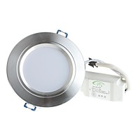 10W LED Ceiling Lights Recessed Retrofit 20 SMD 5730 800 lm Warm White / Cool White Decorative AC 85-265 V