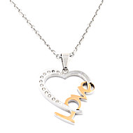 Women's Alloy Necklace Daily/Outdoor