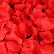 colorido de flores de seda pétala, 100pcs / bag