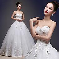 Ball Gown Wedding Dress Floor-length Sweetheart