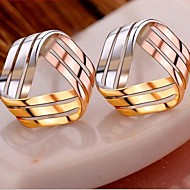 925 Sterling Silver Twist Earrings