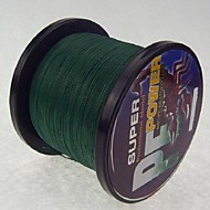 1000M / 1100 Yards PE Braided Line / Dyneema / Superline Fishing Line Dark Green 28LB / 18LB / 10LB / 15LB / 12LB / 22LB